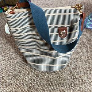 NWT SPartina bucket bag